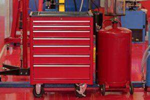 Werkstattwagen Foto: Baloncici / shutterstock.com